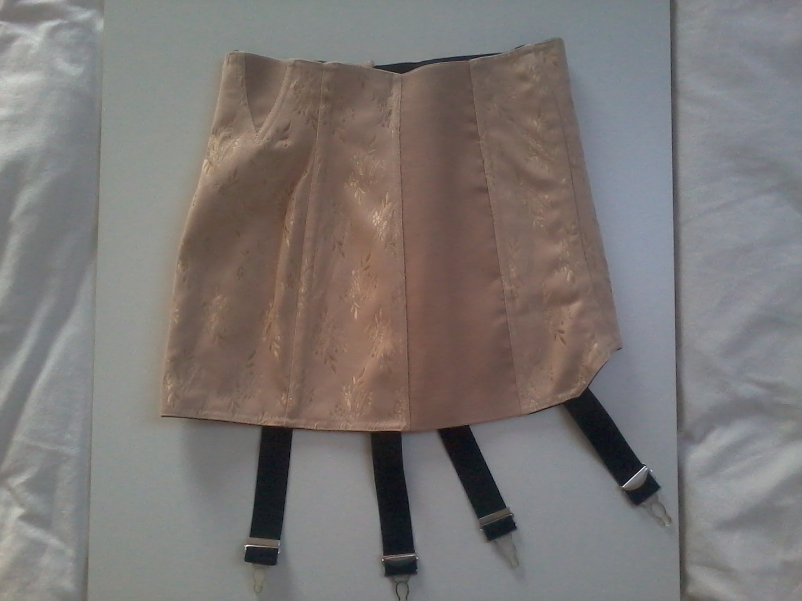 New girdle in tan colour
