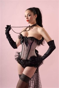 Toulouse Overbust Corset